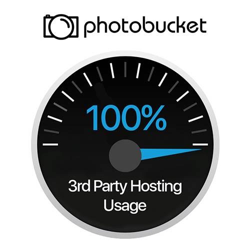 Imagen de PhotoBucket para hosting de 3eros.